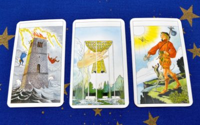 Three Powerful Ways to Read Your Tarot Cards