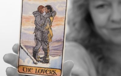 Why I Love Game of Thrones Tarot LOVERS