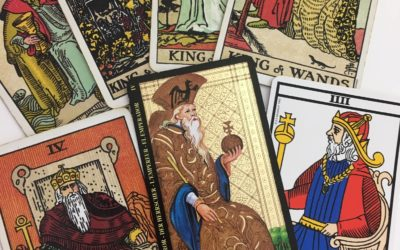 What's with the Tarot Kings?