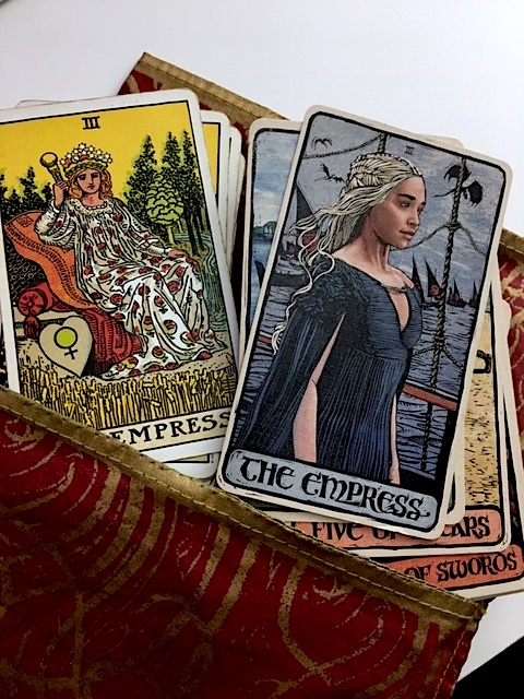 Double-Decking: Tarot Overlays