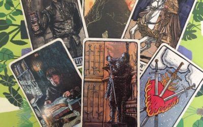 Season 8 Episode 1: In Cards