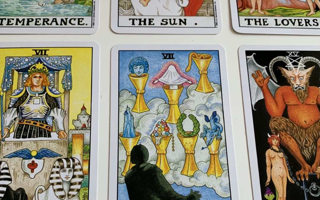 Making Magic with the Seven of Cups
