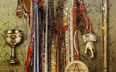 Astro-Tarot: The Magician and a Nursery Rhyme